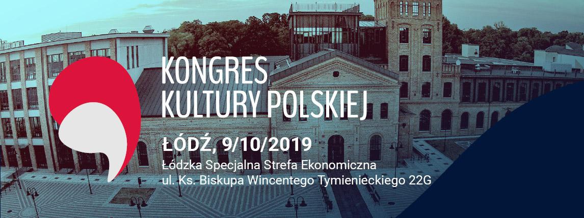 Kongres Kultury Polskiej - zaproszenie
